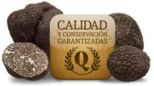 Calidad y conservación garantizadas