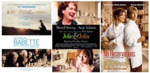 Tres recetas de trufa negra de cine con Babette, Julia Child y Catherine Zeta-Jones